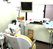 田端の歯科・歯医者、診療室イメージ