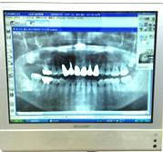 田端の歯科・歯医者、診療ディスプレイイメージ