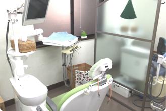 田端の歯科・歯医者、診療ユニットその1