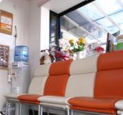 田端の歯科・歯医者、待合室イメージ